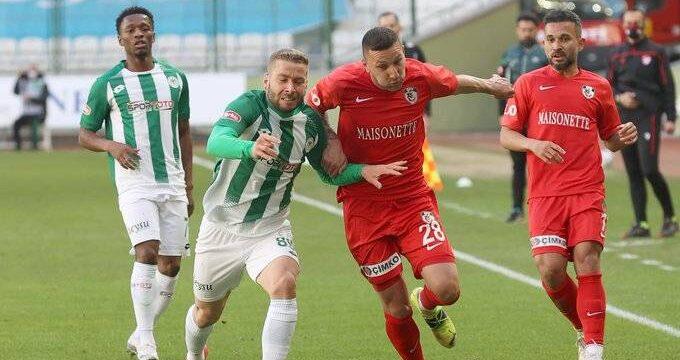 Konya'da goller VAR'a takıldı