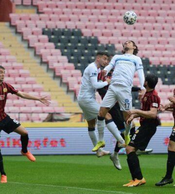 Adana Demirspor büyük fırsat tepti
