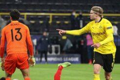 Haaland gollerine, Dortmund yoluna devam ediyor