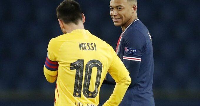 Mbappe Barça'yı evine yolladı