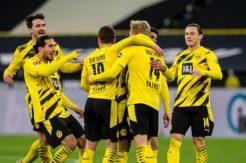 Dortmund 2.yarı açıldı