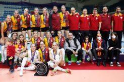 Galatasaray Avrupa ikincisi