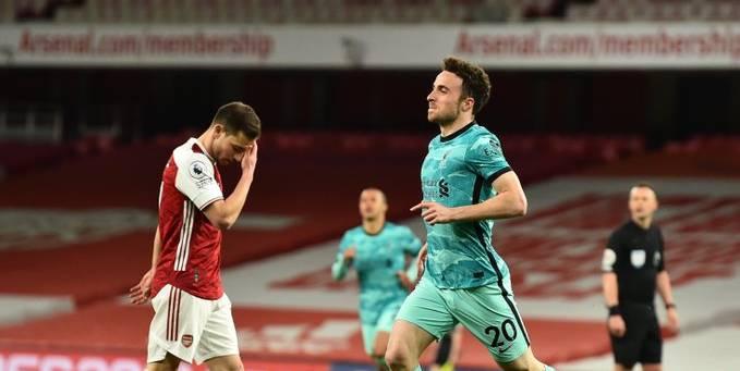Dev maçta kazanan Liverpool