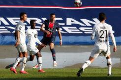 Lille PSG'yi devirdi, zirveye kuruldu