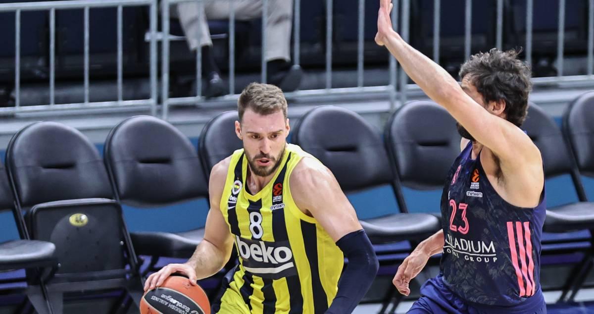 Fenerbahçe Beko farklı mağlup