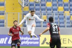 Sivasspor'dan müthiş geri dönüş