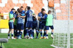 Adana Demir Süper Lig aşkına