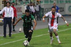 Gol düellosunda kazanan Samsunspor