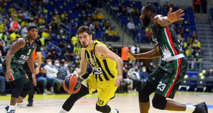 Fenerbahçe Beko'dan Kazan'a 39 sayı fark