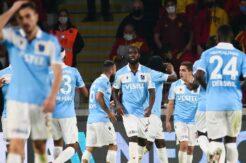 Trabzonspor zirveyi bırakmadı (ÖZET)