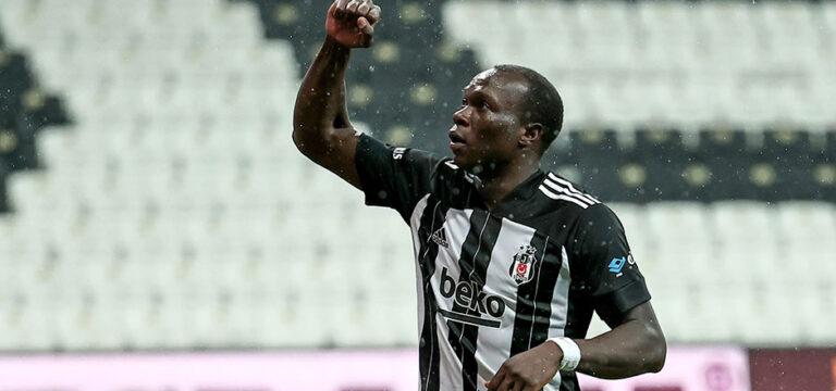 Beşiktaş'a Aboubakar'dan kötü haber