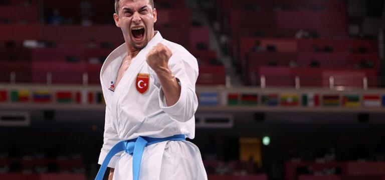 Ali Sofuoğlu, olimpiyat üçüncüsü!