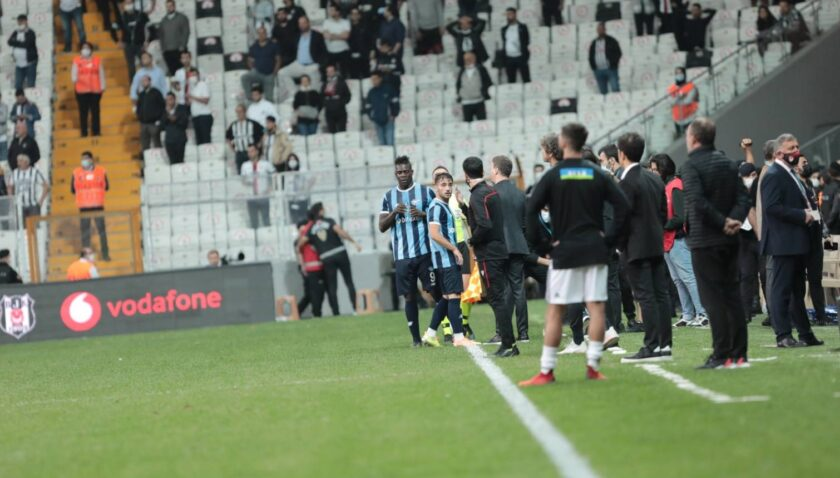 Beşiktaş'tan Balotelli tepkisi
