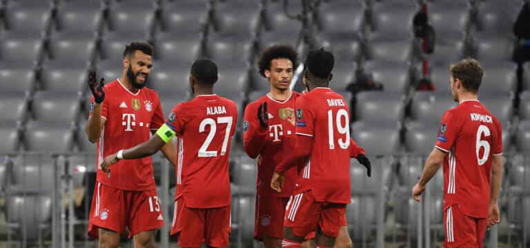 Bayern güle oynaya çeyrek finalde