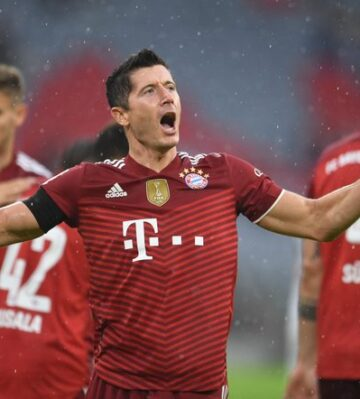 Düelloyu Bayern kazandı