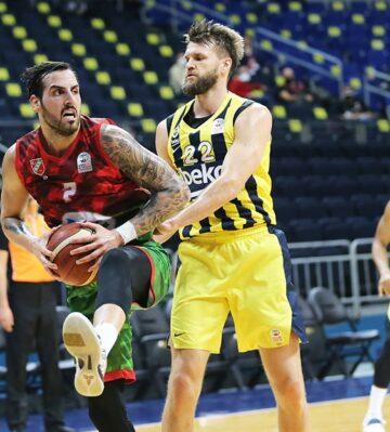 Fenerbahçe Beko'dan 58 sayı fark!