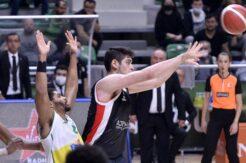 Beşiktaş Icrypex Bursa'da siftah yaptı