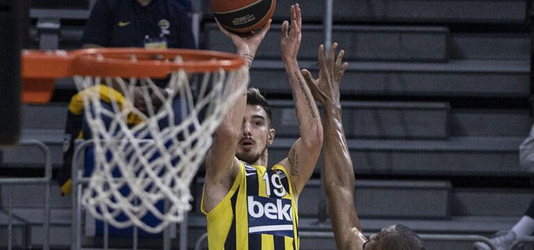 Fenerbahçe Beko rakip tanımıyor