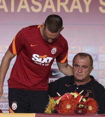 """""""Galatasaray'dan teklif gelince çok heyecanlandım"""""""