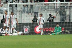 Beşiktaş 90+7'de yıkıldı (ÖZET)