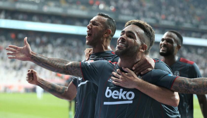 Beşiktaş'ta gözler Dortmund maçında