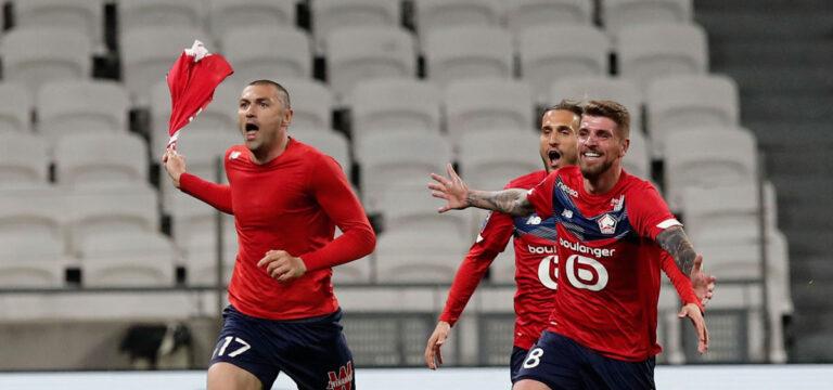 Kral Lille'i şampiyonluğa taşıyor