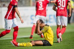 Borussia Dortmund'a erken uyarı