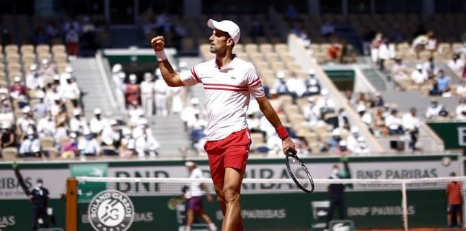 Djokovic'ten inanılmaz geri dönüş