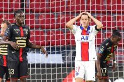 PSG puan kaybetti, Lille'de bayram var!