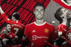 Ronaldo resmen Manchester United'da