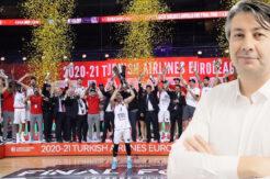 Türkiye'nin basketbol serüveni, Anadolu Efes, Aydın Örs ve Türkçe konuşmak isteyen antrenör