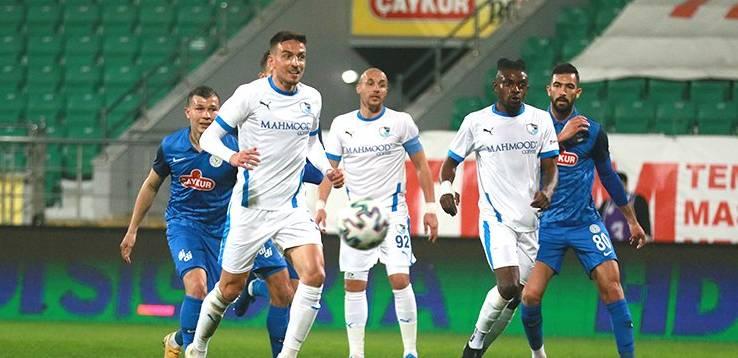 6 puanlık maçta kazanan Erzurumspor