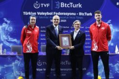 Voleybol milli takımlarının ana sponsoru BtcTurk