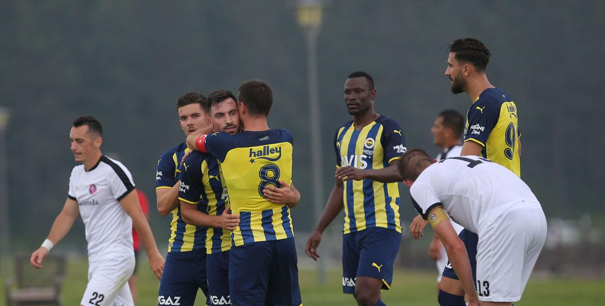 Fenerbahçe'nin Slovenya kampı iptal