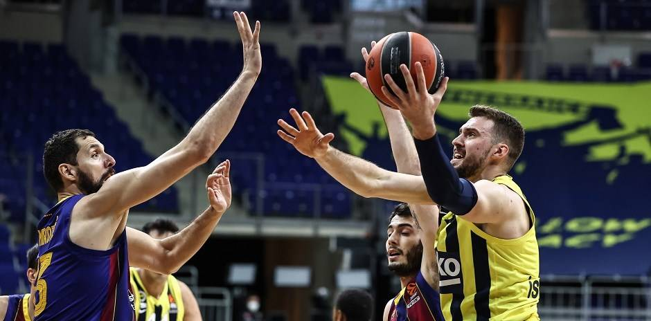 Fenerbahçe Beko'nun nefesi yetmedi