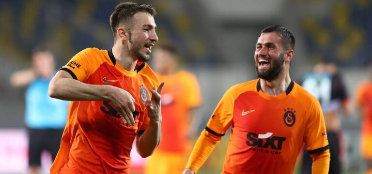 Galatasaray takibi bırakmıyor