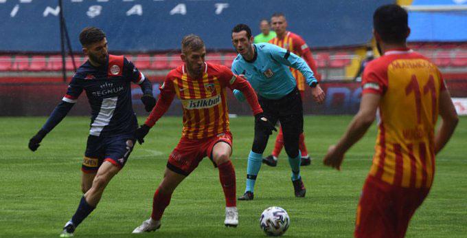 Antalyaspor'dan Kayseri'ye ağır darbe