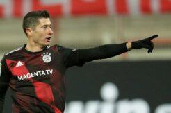 Bayern'e Lewandowski'den kötü haber