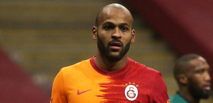 Galatasaray'da Marcao takıma döndü