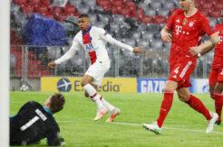 Mbappe'nin son kurbanı Bayern Münih
