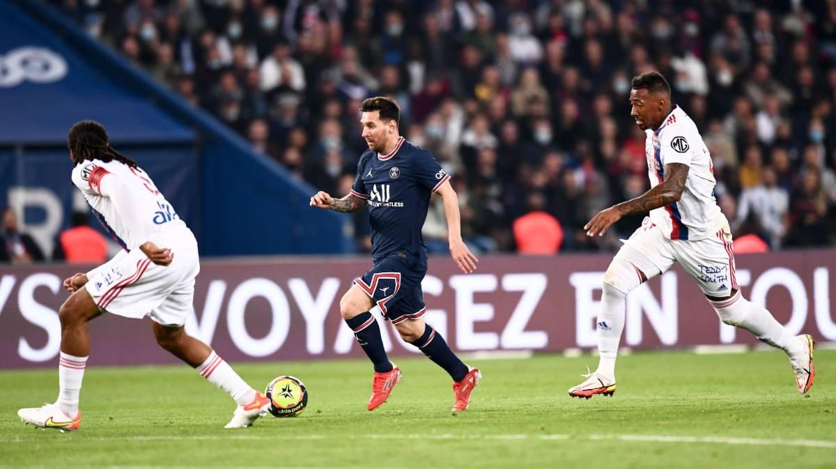 PSG, Lyon'u 90+3'te devirdi