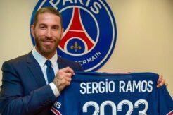 Sergio Ramos resmen PSG'de