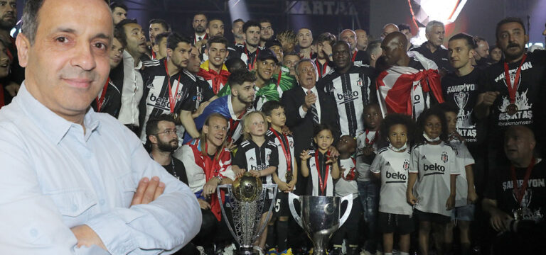 Bir sezon böyle geçti, Beşiktaş çifte kupaya uzandı!