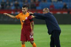 Galatasaray'ın Kayseri kadrosunda rotasyon