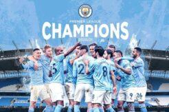Çağlar Manchester City'yi şampiyon yaptı
